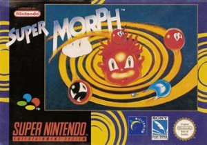 Super Morph per Super Nintendo Entertainment System
