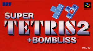 Super Tetris 2 + Bombliss per Super Nintendo Entertainment System