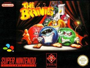 The Brainies per Super Nintendo Entertainment System
