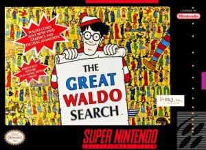 The Great Waldo Search per Super Nintendo Entertainment System