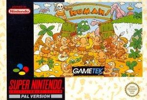The Humans per Super Nintendo Entertainment System