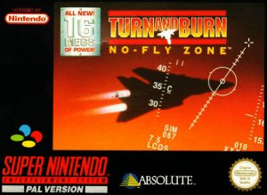 Turn and Burn: No Fly Zone per Super Nintendo Entertainment System