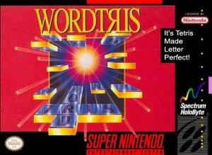 Wordtris per Super Nintendo Entertainment System