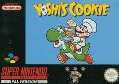 Yoshi's Cookie per Super Nintendo Entertainment System