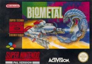 BioMetal per Super Nintendo Entertainment System