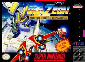 BlaZeon: The Bio-Cyborg Challenge per Super Nintendo Entertainment System