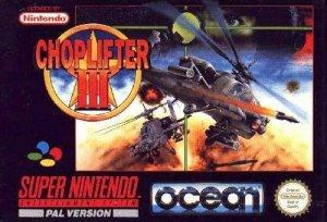 Choplifter III per Super Nintendo Entertainment System