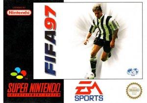 FIFA Soccer 97: Gold Edition per Super Nintendo Entertainment System