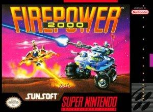 Firepower 2000 per Super Nintendo Entertainment System