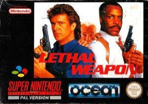 Lethal Weapon per Super Nintendo Entertainment System
