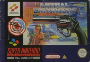 Lethal Enforcers per Super Nintendo Entertainment System