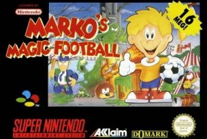Marko's Magic Football per Super Nintendo Entertainment System