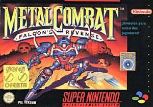 Metal Combat: Falcon's Revenge per Super Nintendo Entertainment System