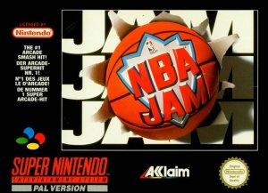 NBA Jam per Super Nintendo Entertainment System