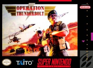 Operation Thunderbolt per Super Nintendo Entertainment System
