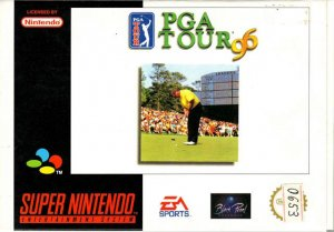 PGA Tour Golf '96 per Super Nintendo Entertainment System