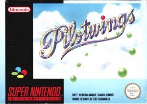 Pilotwings per Super Nintendo Entertainment System