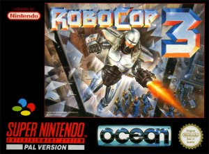 RoboCop 3 per Super Nintendo Entertainment System