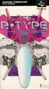R-Type III: The Third Lightning per Super Nintendo Entertainment System