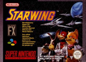 StarWing per Super Nintendo Entertainment System