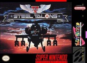 Steel Talons per Super Nintendo Entertainment System