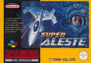 Super Aleste per Super Nintendo Entertainment System