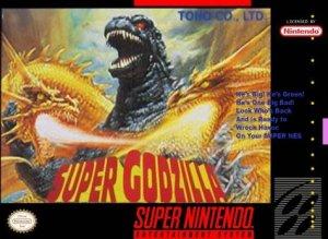 Super Godzilla per Super Nintendo Entertainment System