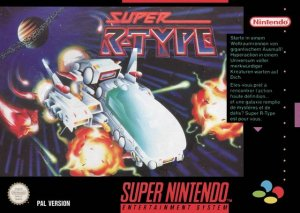 Super R-Type per Super Nintendo Entertainment System