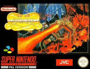 Syvalion per Super Nintendo Entertainment System