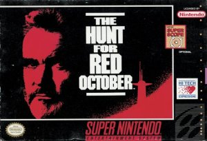 The Hunt for Red October per Super Nintendo Entertainment System