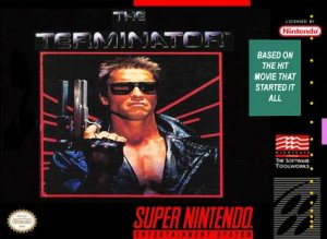 The Terminator per Super Nintendo Entertainment System