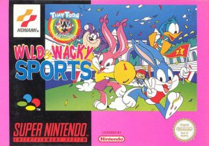 Tiny Toon Adventures: Wild & Wacky Sports per Super Nintendo Entertainment System