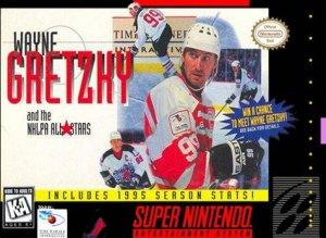 Wayne Gretzky Hockey NHLPA All-Stars per Super Nintendo Entertainment System