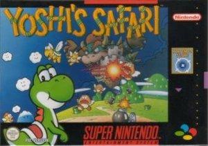 Yoshi's Safari per Super Nintendo Entertainment System