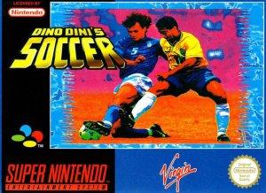 Dino Dini's Soccer per Super Nintendo Entertainment System