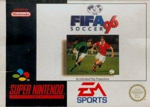 FIFA Soccer 96 per Super Nintendo Entertainment System