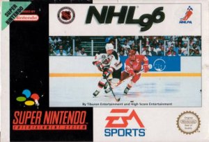 NHL '96 per Super Nintendo Entertainment System