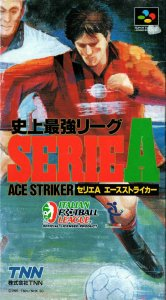Shijou Saikyou League Serie A: Ace Striker per Super Nintendo Entertainment System