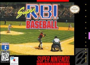 Super R.B.I. Baseball per Super Nintendo Entertainment System