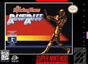 The Sporting News: Baseball per Super Nintendo Entertainment System