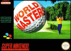 World Masters Golf per Super Nintendo Entertainment System