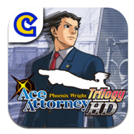 Ace Attorney: Phoenix Wright Trilogy HD per iPhone
