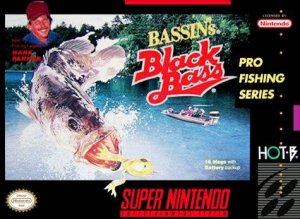 Bassin's Black Bass with Hank Parker per Super Nintendo Entertainment System