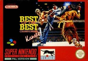 Best of the Best: Championship Karate per Super Nintendo Entertainment System