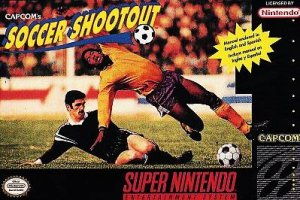 Capcom's Soccer Shootout per Super Nintendo Entertainment System