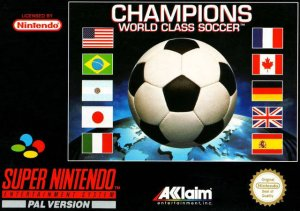 Champions World Class Soccer per Super Nintendo Entertainment System