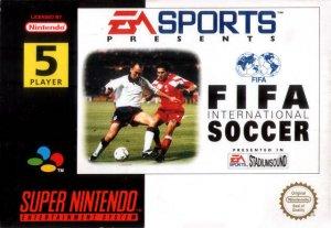 FIFA International Soccer per Super Nintendo Entertainment System
