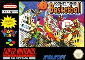 Looney Tunes Basketball per Super Nintendo Entertainment System
