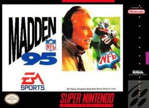 Madden NFL 95 per Super Nintendo Entertainment System