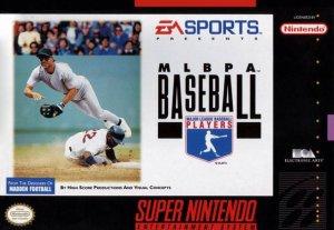 MLBPA Baseball per Super Nintendo Entertainment System